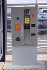Parking Ticket Machine