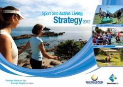 Sport and Active Living Strategy