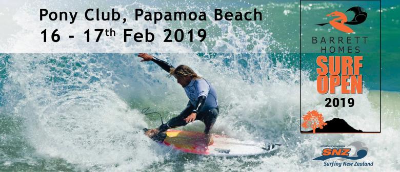 2019 Barrett Homes Surf Open