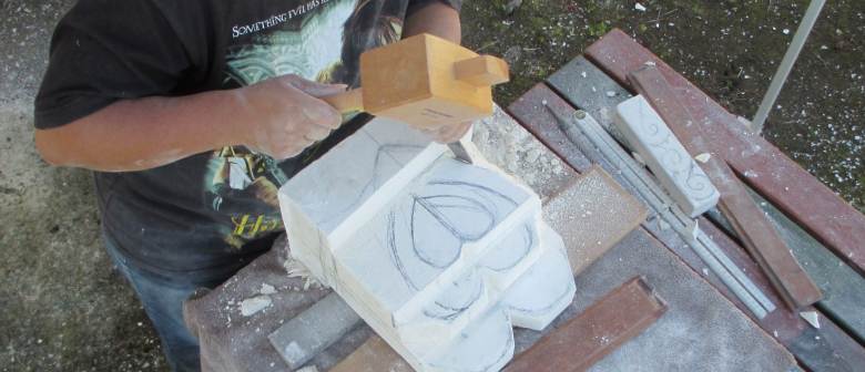 Stone sculpting for beginners