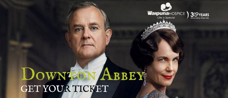 """Waipuna Hospice Movie night  - """"Downton Abbey"""""""