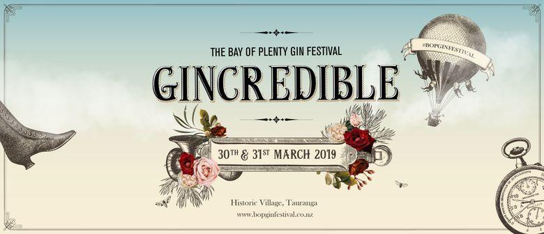The Bay of Plenty Gin Festival