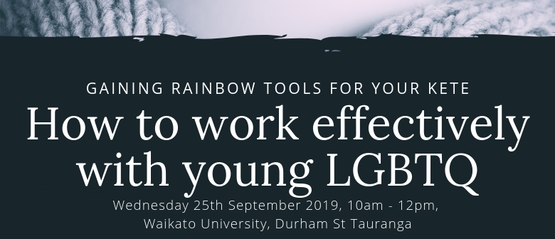 Knowledge Cafe - Gaining rainbow tools for your kete