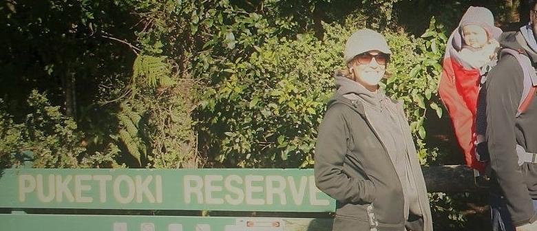 Puketoki Reserve short loop - Matariki Glow Worm Walk