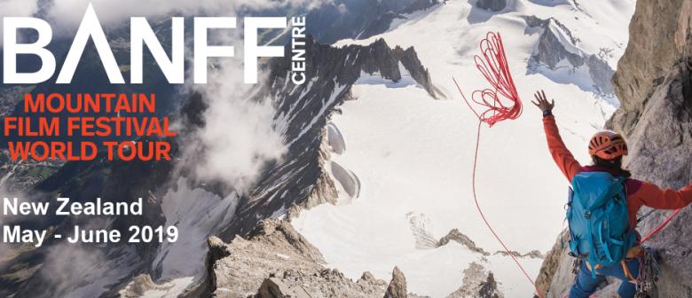 Banff International Mountain Film Tour NZ - Tauranga