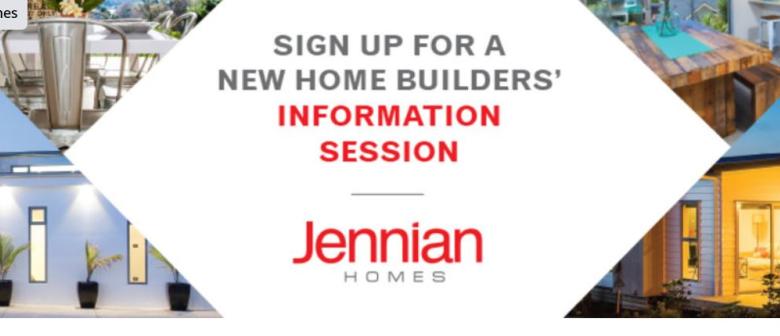 Jennian Homes New Home Builders
