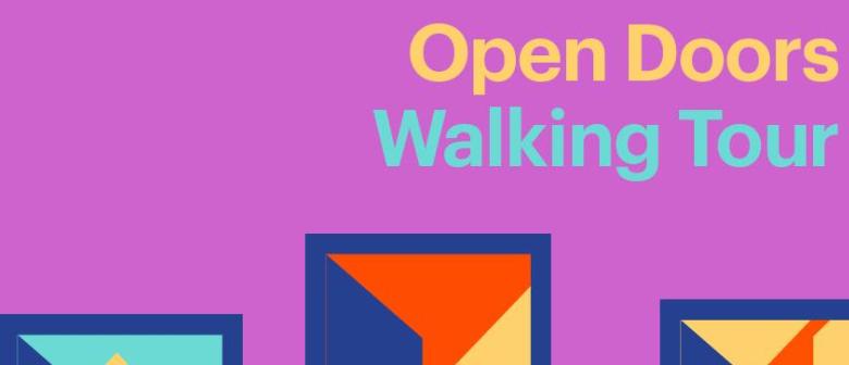 Open Doors Walking Tour