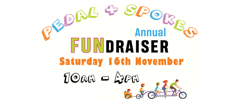 Pedal & Spokes Family Cycle Ride for Charity