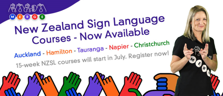 New Zealand Sign Language Course