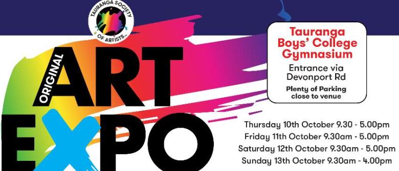 Tauranga Society of Artists Art Exhibition