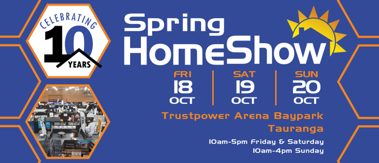 Spring Home Show: Celebrating 10 years