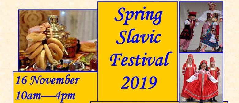 Spring Slavic Festival 2019