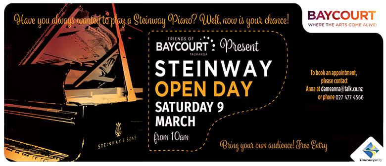 Steinway Open Day