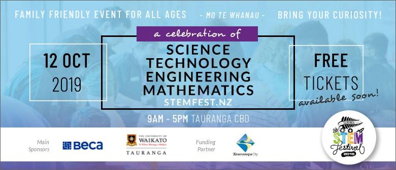 Tauranga STEM Festival 2019