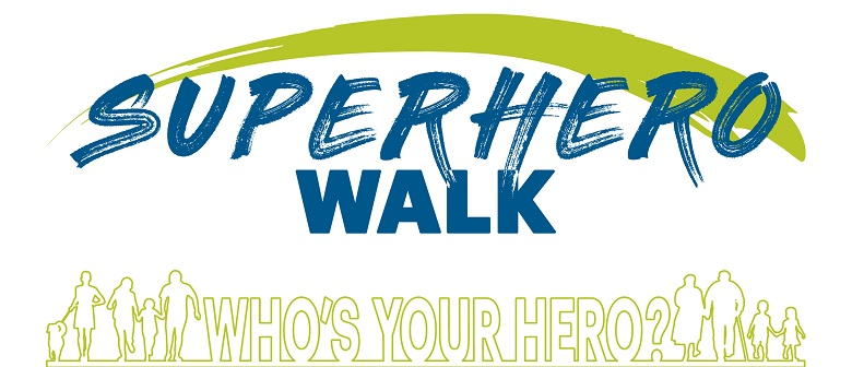 Waipuna Hospice Super Hero Walk 2020