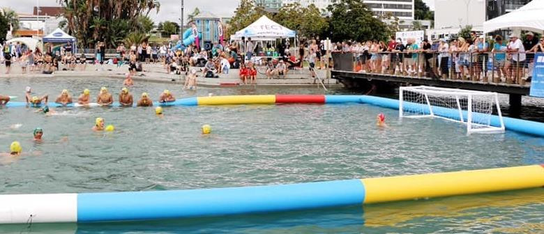 Water Polo on the Waterfront