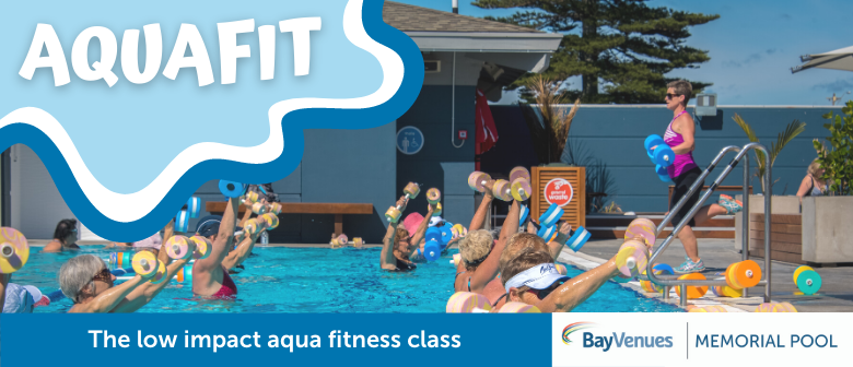 Aqua Zumba at Baywave