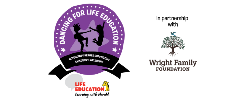 Dancing for Life Education in partnership with the Wright Family Foundation