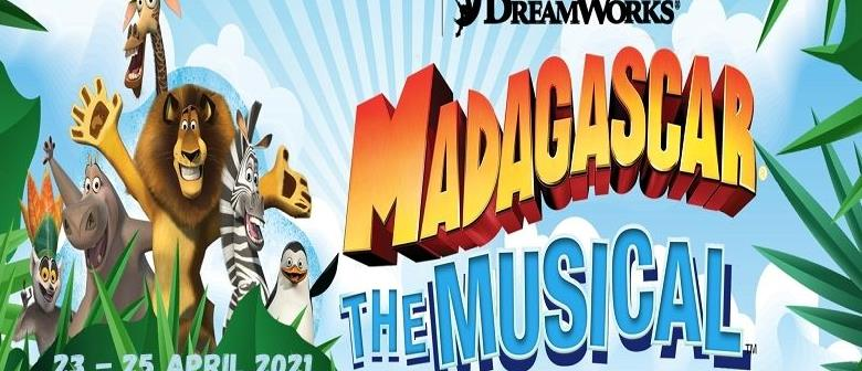 *EVENT CANCELLED* Madagascar - The Musical