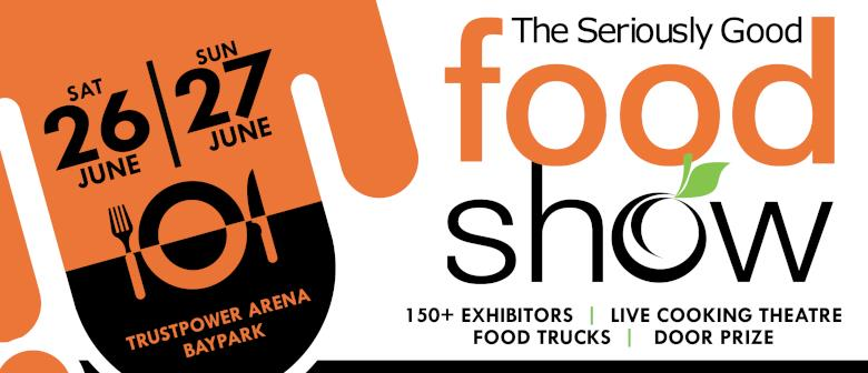 The Seriously Good Food Show 2021