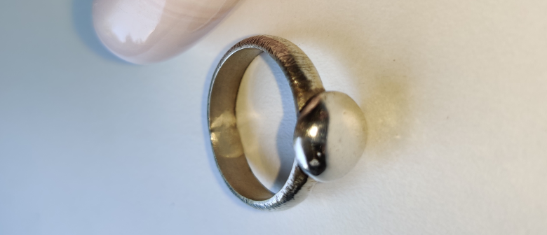 Silver Ring, Wax Carving and Casting Course