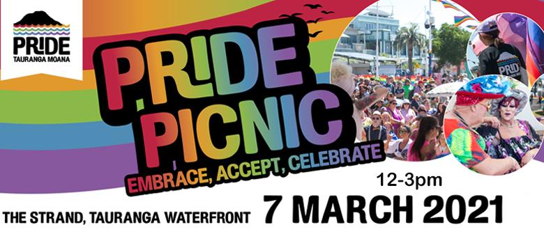 *POSTPONED TO MARCH 2022* Tauranga Moana Pride Picnic