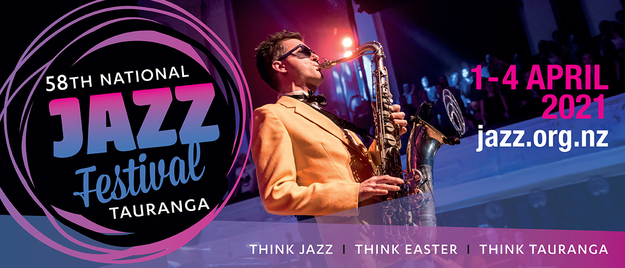 58th National Jazz Festival Tauranga