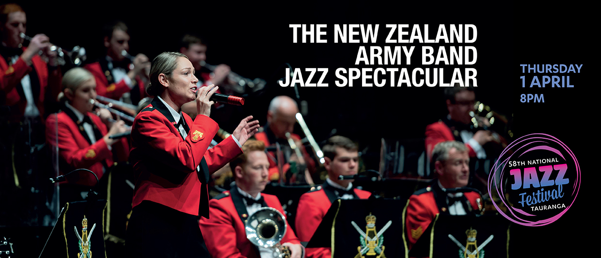The New Zealand Army Band Jazz Spectacular