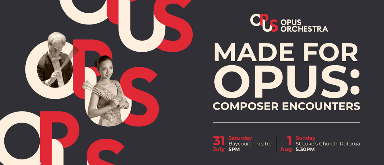 Made for Opus: Composer Encounters