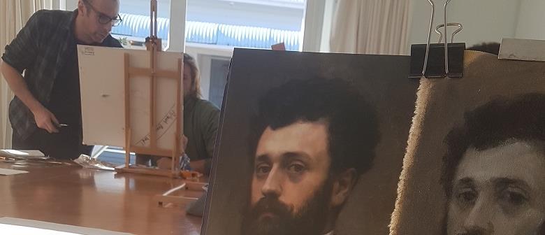 Fundamentals of Painting - September